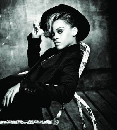 Rihanna releases Talk that Talk