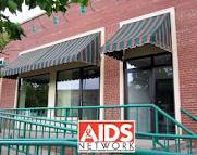 The entrance to the Madison AIDS Network
