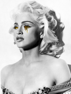 Madonna's Tears of Vogue Fame