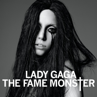 Lady Gaga The Fame Monster Black Tears